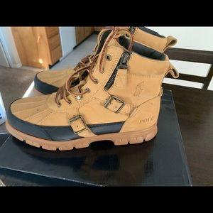 """Ralph Lauren Polo Boots """"Demond."""""""